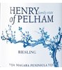 Henry of Pelham Winery Riesling 2017