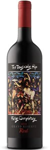 The Tragically Hip Fully Completely Grand Reserve Red 2016