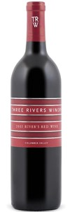 Three Rivers River's Red Named Varietal Blends-Red 2011