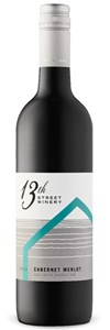 13th Street Winery Cabernet Merlot 2012