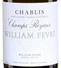 William Fevre Champs Royaux Chablis  William Fèvre 2014