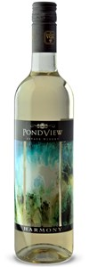 Pondview Estate Winery Harmony White 2011