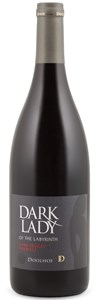 Doolhof Dark Lady Of The Labyrinth Dark Delight Pinotage 2013